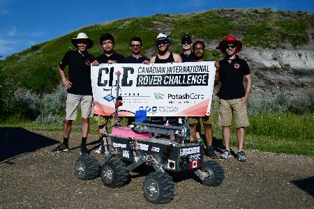 Carleton Planetary Robotics Team